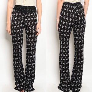 Pants - Boutique Boho High Waisted Pants